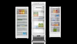 Торговые холодильники ATLANT